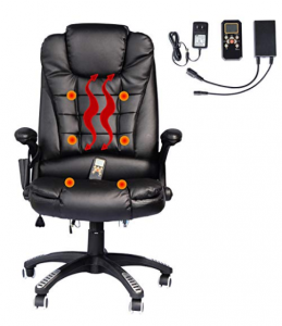 8 Best Heated Mage Office Chairs